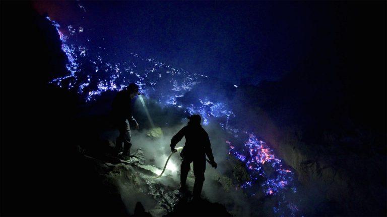 Blue Fire Kawan Ijen Banyuwangi