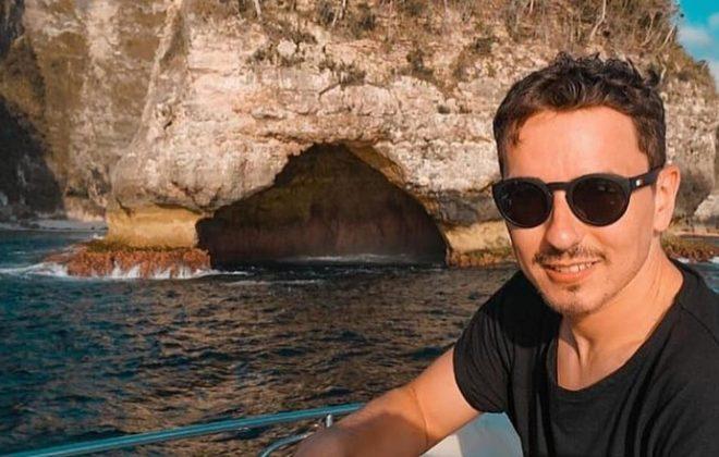 Naik Yacht, Jorge Lorenzo Telusuri Indahnya Nusa Lembongan