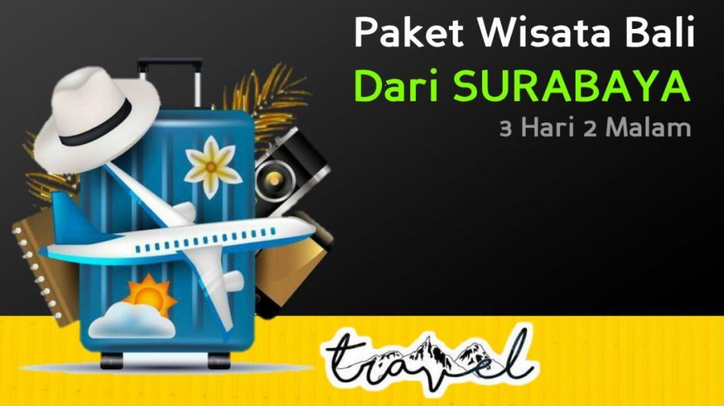 Gambar Paket Wisata Bali dari surabaya 3H2M