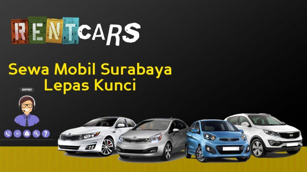Gambar Sewa Mobil Surabaya Lepas Kunci