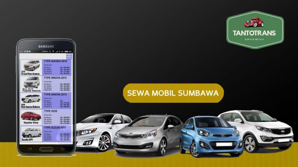 Gambar Sewa Mobil Sumbawa dan Rental Mobil Sumbawa