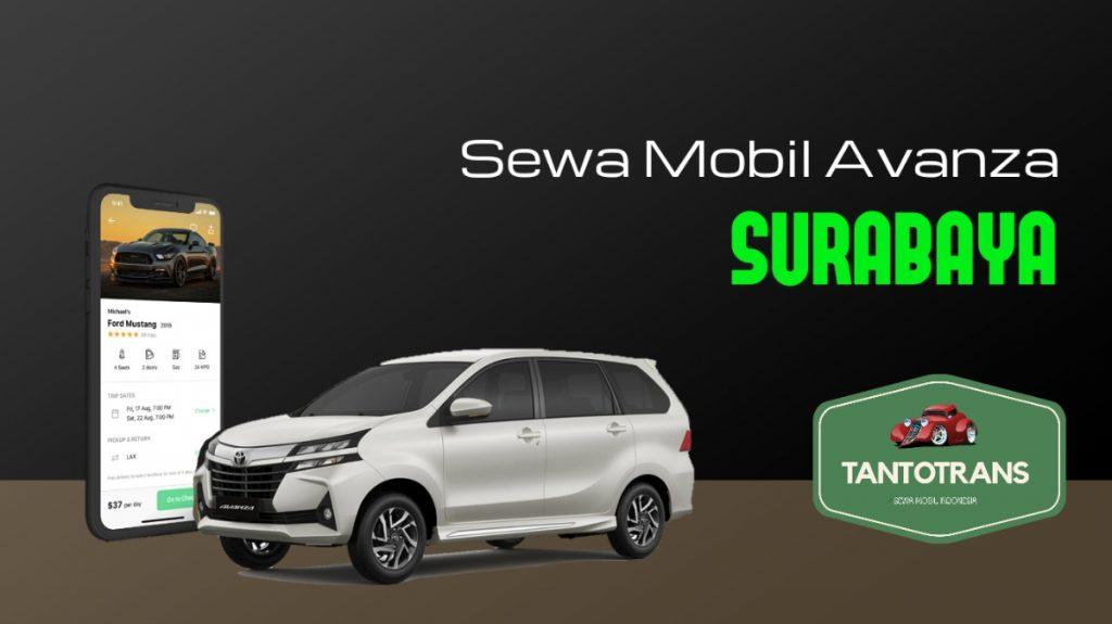 Gambar Sewa Mobil Avanza Surabaya