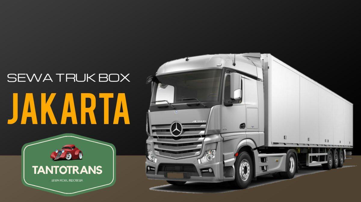 Jasa Layanan Sewa Truk Box Jakarta Termurah Dan Terlengkap
