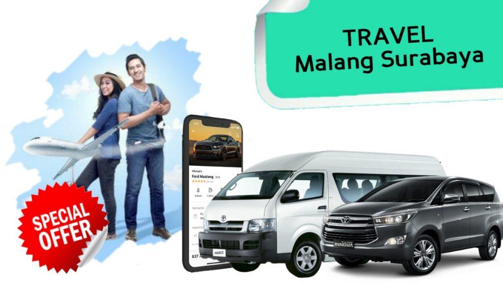 Gambar Travel Malang Surabaya Murah